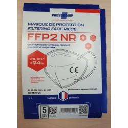 Boite de 5 masques FFP2 NR